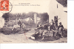 Arvert  --  Intérieur Du Village De Coux  -  La Place Du Village - Andere Gemeenten