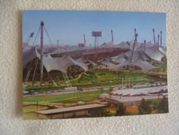 STADE OLYMPIQUE DE MUNICH.... - Stades