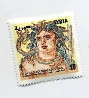 Mozaique-Syrie-1 Valeur***MNH-2002 - Porcelain