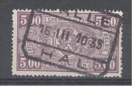 "BELGIE - OBP Nr TR 157 - Cachet ""HALLE - HAL"" (ref. 2006) - Chemins De Fer"
