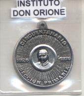 CINCUENTENARIO SECCION PRIMARIA INSTITUTO COLEGIO DON ORIONE  COMERCIAL  INDUSTRIAL DON ORIONE 1926-1976 - Professionals/Firms