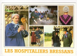 CP 10*15/S1019/LES HOSPITALIERS BRESSANS MULTIVUES - Bourg-en-Bresse