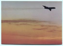 AIRPLANES - Boeing 727 EUROPA JET, Lufthansa - 1946-....: Moderne
