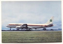 AIRPLANES - McDONNELL DOUGLAS DC8, Zambia Airways - 1946-....: Moderne