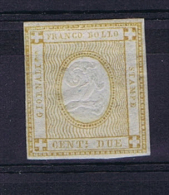 Italy Sa Nr 10, Mi 13 , MH/*, 1862 - Mint/hinged