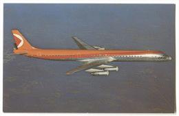 AIRPLANES - CP Air, DC 8 Aircraft - 1946-....: Moderne