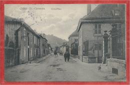 57 - CHATEL SAINT GERMAIN - Grand Rue - Editeur Meistertzheim - France