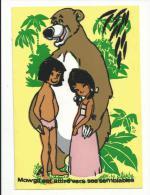 DISNEY Le Livre De La Jungle (velours ) - Disney