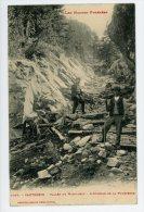 65 - CAUTERETS - Vallée Du Marcadeau - L' Echelle De La Pourterre  - Animée,  Voir Scan - Cauterets