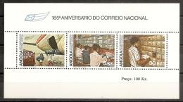 CORREO POSTAL - ANGOLA 1983 - Yvert #H7 - MNH ** - Correo Postal