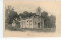 Algérie - TIGZIRT - L'église - Andere Städte