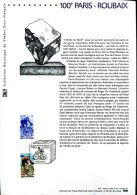 Document Officiel  13/04/02: 100e Paris-Roubaix - Ciclismo