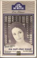 K7,VHS. MA NUIT CHEZ MAUD. D'Eric ROHMER Avec Jean-Louis TRINTIGNANT, Françoise FABIAN, Marie-Christine BARRAULT. - Comedy