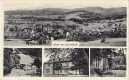 Geiselbach - Pension Hubertus - Aschaffenburg