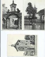 Belgique > Anvers > LIER LIERRE -Lot,ensemble De 3 Cartes-scans R/V De Toutes Les Cartes * PRIX FIXE - Lier
