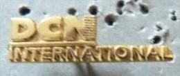 PIN´S MILITAIRE MARINE DCN INTERNATIONAL EGF - Militair & Leger
