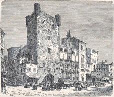 11. Palais Archiépiscopal De NARBONNE. 1884 - Zonder Classificatie
