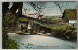 Dorset - Weymouth, Wishing Well - Postcard - Weymouth