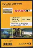 Bund 2011, Michel# 2863 Markenset ** Nationalpark Kellerwald-Edersee - BRD