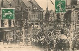 02-MARLE-COMICE AGRICOLE 1910-0210 - France
