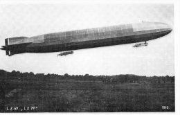 AK   Luftschiff   LZ 47, LZ 77, Ungel. 1915, - Dirigibili