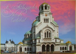 Sofia - St Alexander Nevski Cathedral - Bulgarije