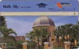 CURACAO : D4 Octagon 607A  Dumping At 0.40 Eur USED - Antilles (Netherlands)