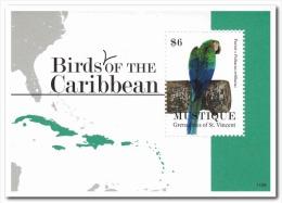 Mustique 2011 Postfris MNH Parrot - St.-Vincent En De Grenadines
