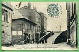 08 MEZIERES - Rampe Bonaparte De La Courtine Beaudart - France