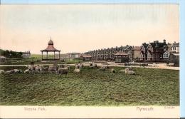 Devon Postcard - Victoria Park, Plymouth    G76 - Plymouth