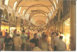 TURQUIE .. ISTANBUL .. INTERIEUR DE GRAND BAZAR - Turchia