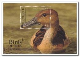 Mustique 2011 Postfris MNH Fulvous Whistling Duck, Ducks - St.-Vincent En De Grenadines
