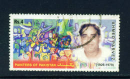 PAKISTAN - 2006 Painter And Painting 4r Used As Scan