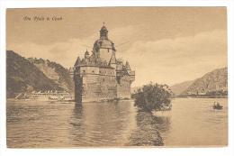 I81 Pfalz Bei Caub Kaub - Castello Schloss Chateau Castillo Castle / Non Viaggiata - Kaub
