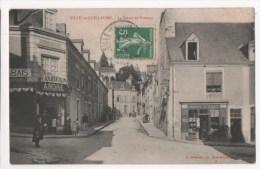 SILLE LE GUILLAUME - La Route De Fresnay - Sille Le Guillaume