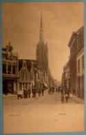 Cpa - Pays-bas -hollande - Gouda - Kleiweg- Précurseur- Animée - Gouda