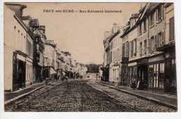 27 - Pacy Sur Eure - Rue Edouard Isambard - Plan Non Trouve Sur Le Site - Phototypie Desaix - Pacy-sur-Eure