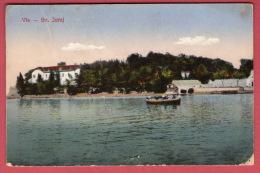 ISLAND VIS  -  SVETI JURAJ  ( Croatia ) * Travelled * By Atelier Kriser , St. Kanjiza - Croatia