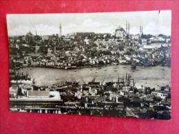 Rppc  Constantinople  Cancel To USA  Ref 977 - Turchia