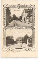 Niedersachsen - GRUSS Aus SCHARMBECK - Koppelstrasse +++ To Hagen B. Bremen, 1912 ++++++ Heinrich Ludwig, Scharmbeck +++ - Osterholz-Schambeck