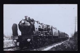 LOCOMOTIVE DU NORD CREIL TERGNIER - Trenes