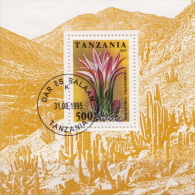 Tanzania CTO SS - Cactusses