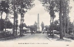 CPA - 91 - Forêt De SENART - Fête De La Pyramide - Sénart