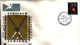 REPUBLIC OF SOUTH AFRICA, 1973, Hockey, First Day Cover Nr. 28 - South Africa (1961-...)