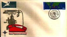 REPUBLIC OF SOUTH AFRICA, 1973, Telecommunication, First Day Cover Nr. 32 - South Africa (1961-...)