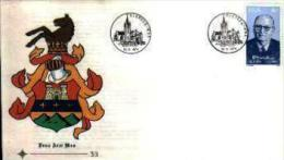 REPUBLIC OF SOUTH AFRICA, 1974, D.F. Malan, First Day Cover Nr. 35 - South Africa (1961-...)