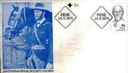 REPUBLIC OF SOUTH AFRICA, 1975, J.C. Smits, First Day Cover Nr.2.5 - South Africa (1961-...)