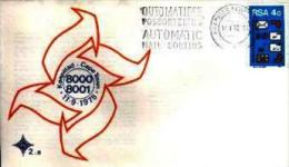 REPUBLIC OF SOUTH AFRICA, 1975, Post, First Day Cover Nr.2.8 - South Africa (1961-...)