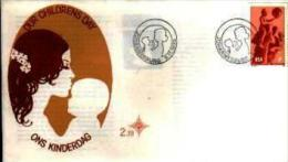 REPUBLIC OF SOUTH AFRICA, 1976, Family Planning, First Day Cover Nr.2.19 - South Africa (1961-...)