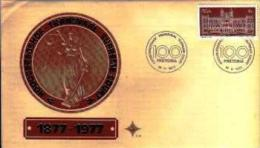 REPUBLIC OF SOUTH AFRICA, 1977,Court Of Justice, First Day Cover Nr.2.23 - South Africa (1961-...)